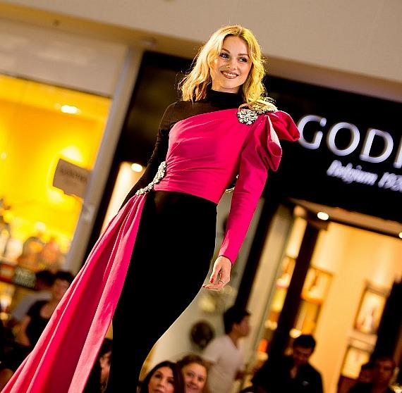 Runway look at 2016 style with a cause