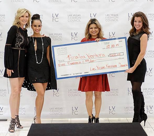 Las Vegas Fashion Council and Saks Fifth Avenue Present the Fourth Annual Little Black Dress Event