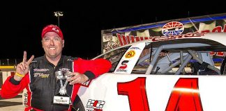 Chris Clyne Sweeps Super Late Model Double Features on Hometown Heroes Night at Las Vegas Motor Speedway