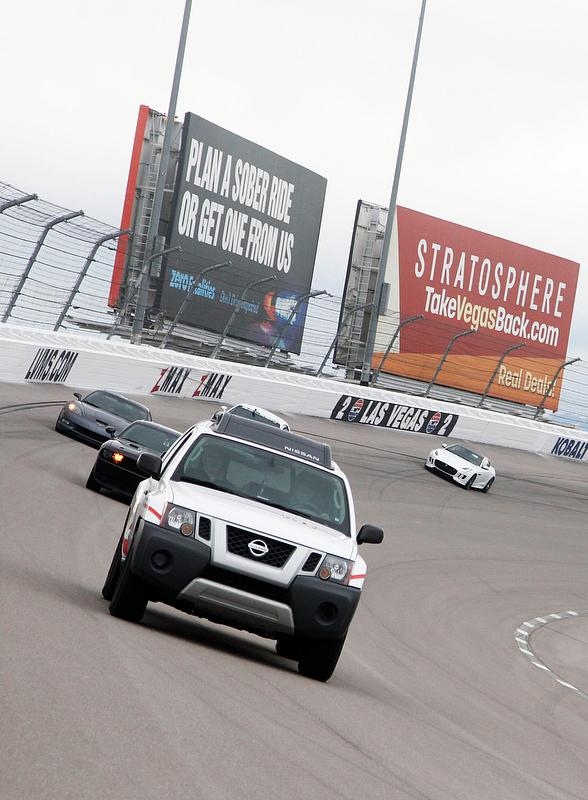 """Speedway Children's Charities' """"Laps for Charity"""" Event Set for Jan. 28 at Las Vegas Motor Speedway"""