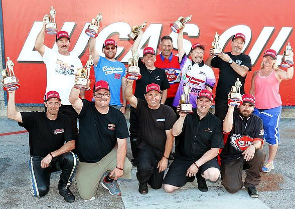 Veterans, Women highlight Winners at NHRA Lucas Oil Drag Racing Series Division 7 event at The Strip