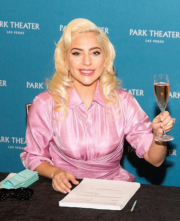 Grammy Award-Winning Superstar Lady Gaga Announces Two-Year Special Engagement at Park Theater in Las Vegas Beginning Dec. 2018
