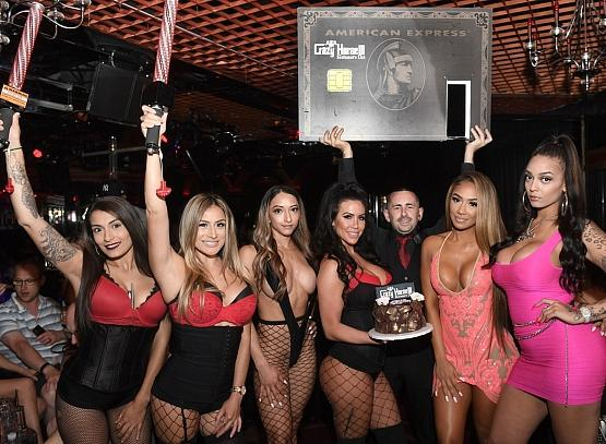 Tristan Thompson's Rumored Friend, Lani Blair, Celebrates Her Birthday at Crazy Horse 3 in Las Vegas