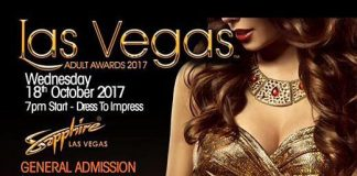 Las Vegas Adult Awards Nominations and Voting Now Open; Winner's Award Banquet Held at Sapphire Las Vegas Oct. 18
