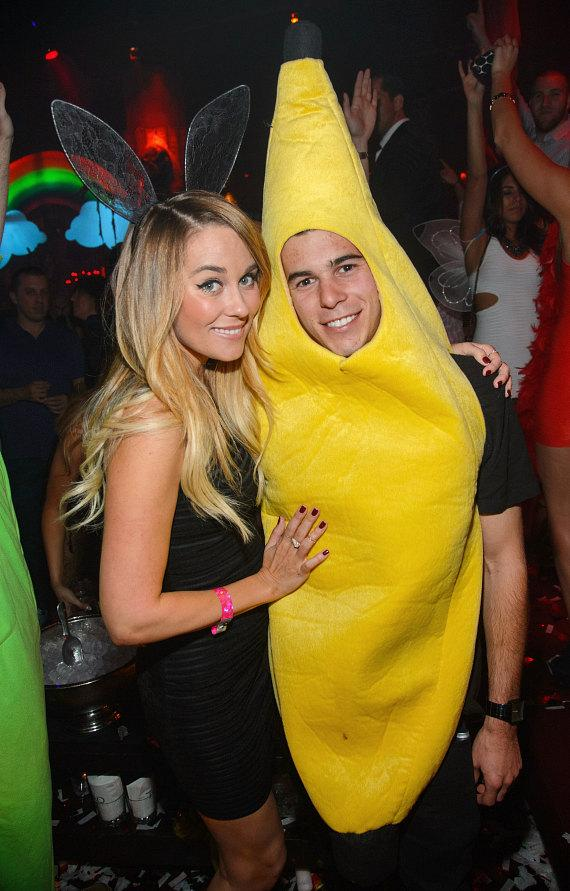 Lauren Conrad & William Tell at TAO Nightclub