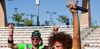 "Pop Music Icon and Tennis Pro Redfoo Signs on to Vegas Rollers as the Team's ""Ace"""