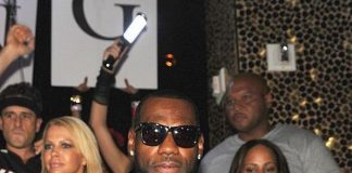LeBron James at TAO