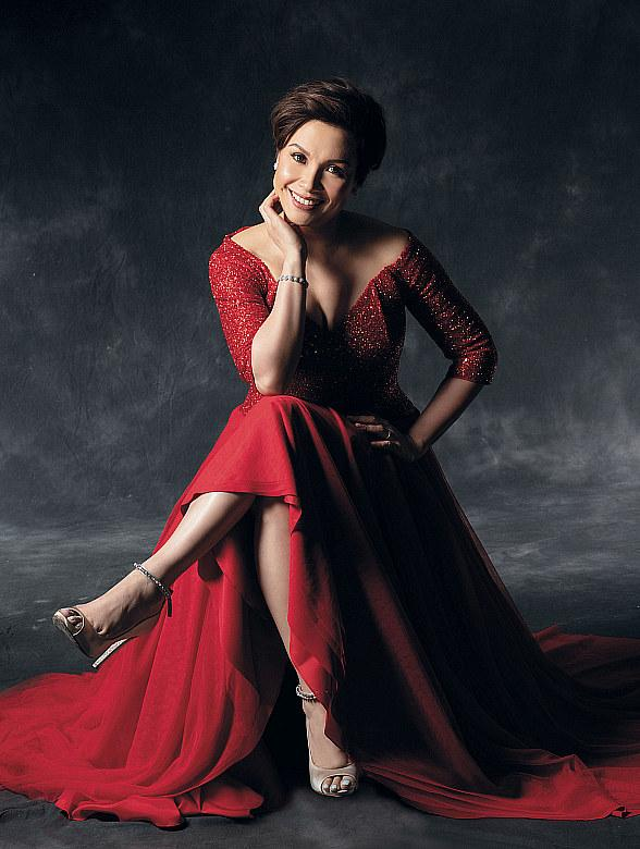 """""""An Evening with Lea Salonga"""" in Encore Theater at Wynn Rescheduled for October 2020"""