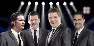 'Let's Hang On!' A Tribute to Frankie Valli and The Four Seasons to Perform at Suncoast Showroom July 19-20