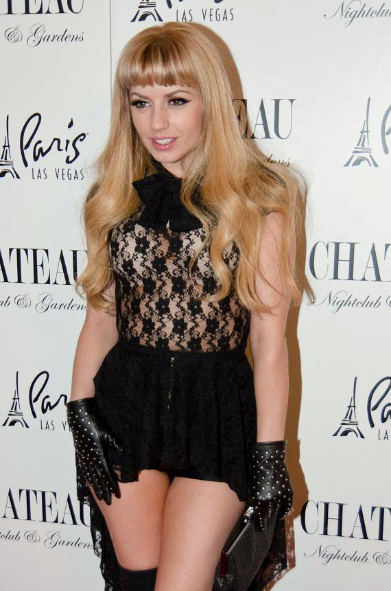 Lexi Belle at Chateau Nightclub