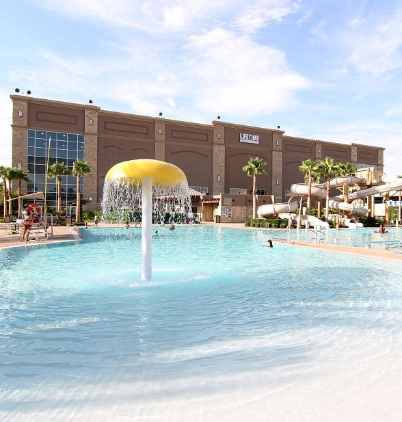 """Life Time Athletic Summerlin to Celebrate Halloween with """"Spooktacular"""" Poolside Party"""