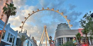 The LINQ is the Place to Celebrate the Big Game
