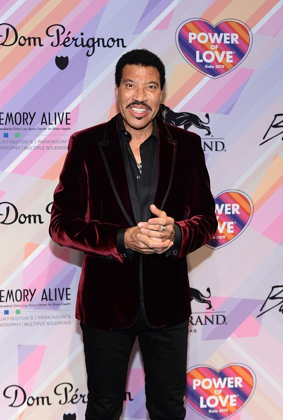 Lionel Richie at Keep Memory Alive's 23rd Annual Power of Love Gala