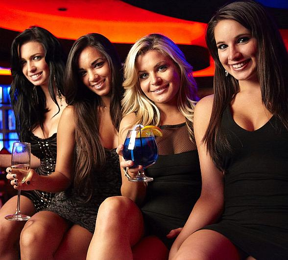 Blue Martini Hosts 5th Annual Little Black Dress Party July 20 to Benefit Opportunity Village's Great Santa Run