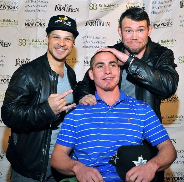 New York-New York Hotel & Casino Joins the Fight Against Childhood Cancer with St. Baldrick's Day Event, March 11