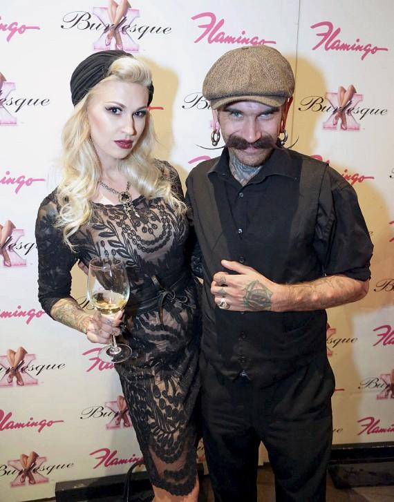 LouLou D'vil and The Baron