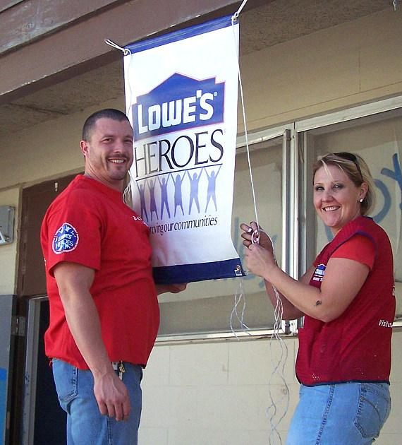 Lowe's, Habitat for Humanity and Jimmie Johnson to Build Home at Las Vegas Motor Speedway March 6-8