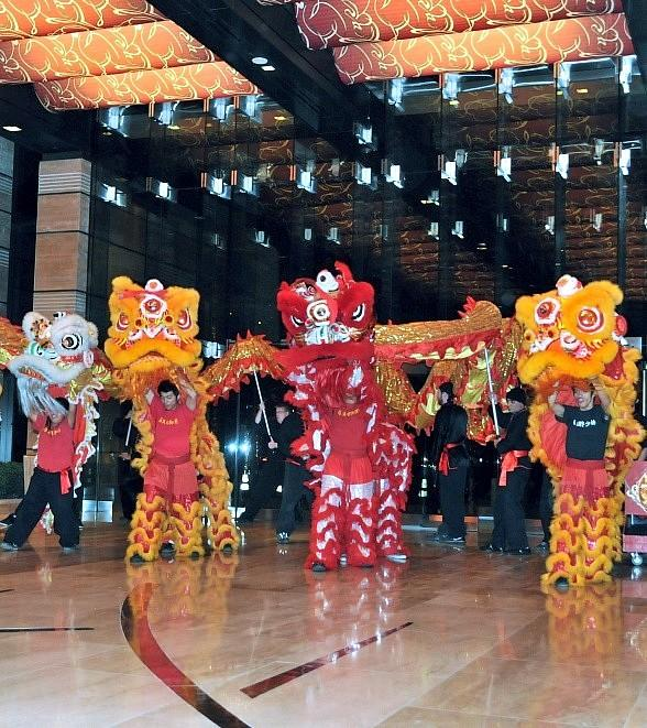M Resort to Celebrate Chinese New Year with Traditional Dragon Dance Feb. 8, 2016