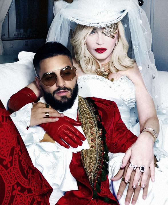 Madonna Unveils Music Video for