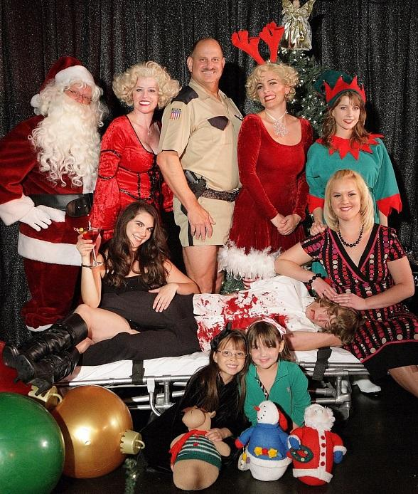 Cast of Marriage Can Be Murder Dinner Show