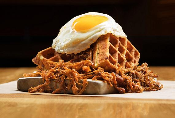 PUB 1842 - The Pig and The Waffle