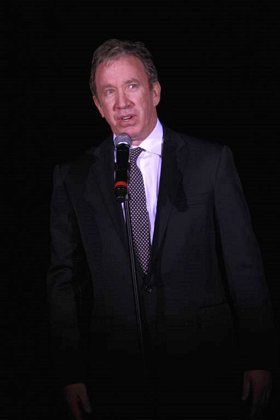 Tim Allen at The Venetian Showroom