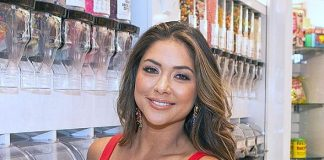 UFC Ring Girl Arianny Celeste to Host Meet and Greet at Sugar Factory American Brasserie in Las Vegas at Fashion Show