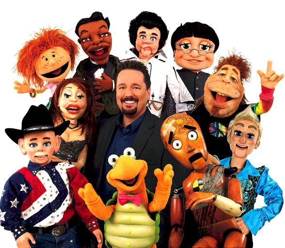"""""""Voices For A Cure"""" Performance of Terry Fator: Ventriloquism In Concert to Benefit Arthritis Foundation May 7"""