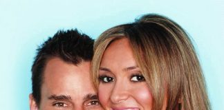 Giuliana and Bill Rancic Host Fashion's Night Out at The Shoppes at The Palazzo