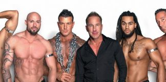 "Las Vegas' All-Male Revue ""Steele"" to premiere at Tommy Wind Theater & Event Center April 30"