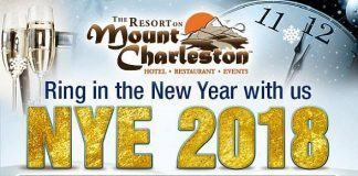Celebrate the New Year Amidst the Glorious Mountains at the Resort on Mount Charleston