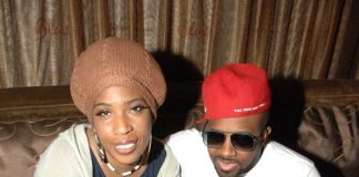 Macy Gray and Jermaine Dupri at Blush Boutique Nightclub