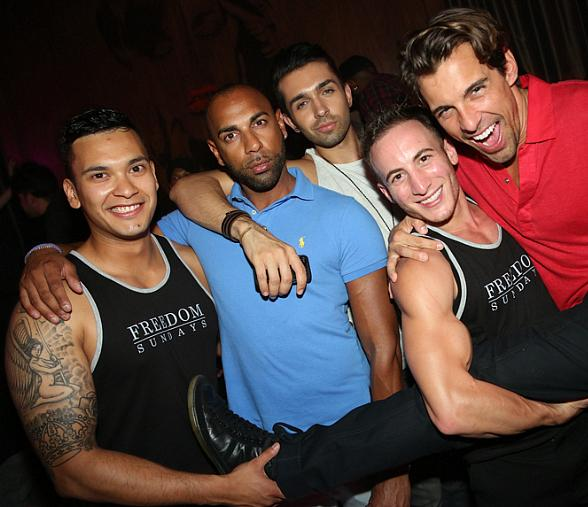 Madison Hildebrand and Friends at Marquee