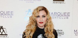 Madonna Hosts Official Rebel Heart Tour After Party at Marquee
