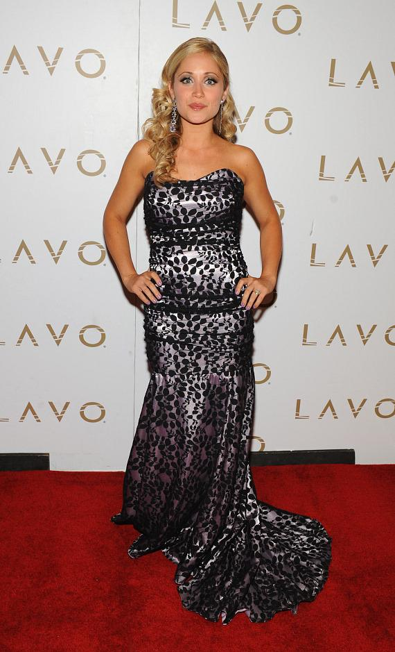 Marcy Ryland at LAVO