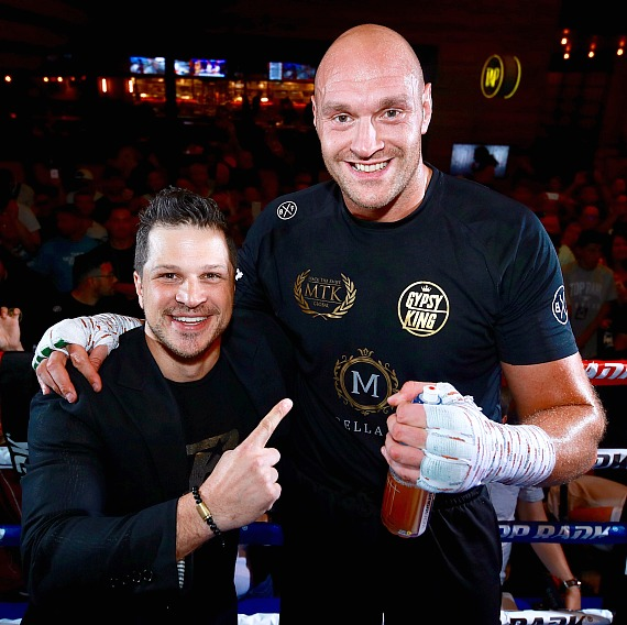 Tyson Fury Brings Heavyweight Show to Sin City to Defend Lineal Heavyweight Crown Against Undefeated Challenger Tom Schwarz at MGM Grand Garden Arena June 15