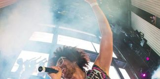 Redfoo and Party Rock at Marquee