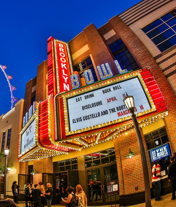 Brooklyn Bowl Las Vegas Announces Highly-Anticipated Big Game Packages