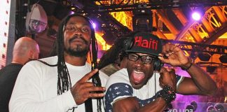 "Football Star Marshawn ""Beast Mode"" Lynch and Heavyweight Champion Daniel Cormier Host Parties at Chateau Nightclub & Rooftop in Las Vegas"
