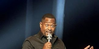 """LIT AF Tour"" Hosted by Martin Lawrence Comes to Mandalay Bay Events Center Saturday, April 7"