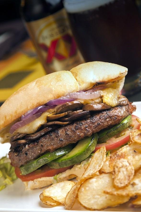 Tacos & Tequila to Beef Up for National Hamburger Day