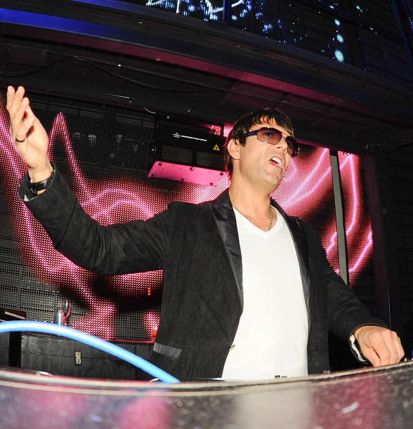 DJ Matt Darey Spins at Marquee Nightclub in The Cosmopolitan of Las Vegas