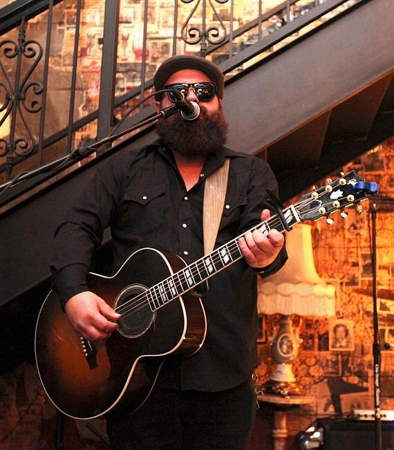 Matt Matelko Performs During Chandelier Sessions at Commonwealth
