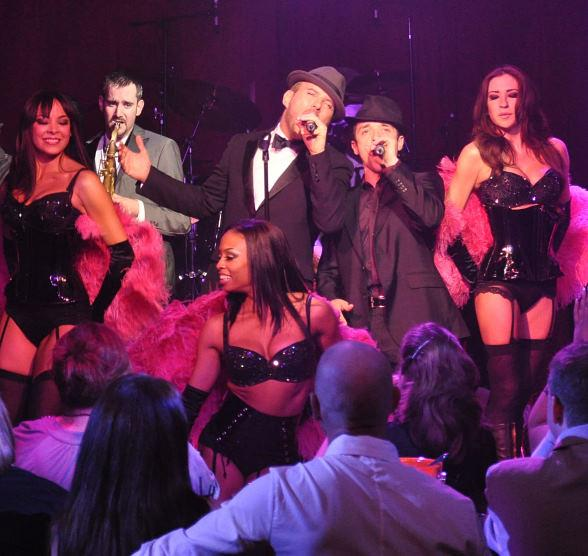 Rick Faugno Returns to Sing with Matt Goss