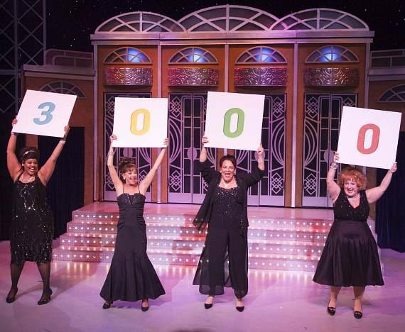Menopause the Musical 3,000th Show