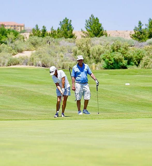 More Than 640 Golfers Prepare for the 17th Annual Mesquite Amateur Beginning May 27