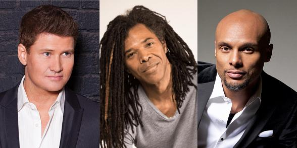 Jazz Artists Michael Lington, Paul Taylor and Kenny Lattimore to Perform at The Foundry at SLS Las Vegas
