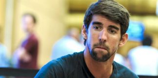 Michael Phelps Looks to Play His Cards Right at 44th Annual World Series of Poker at Rio All-Suite Hotel & Casino