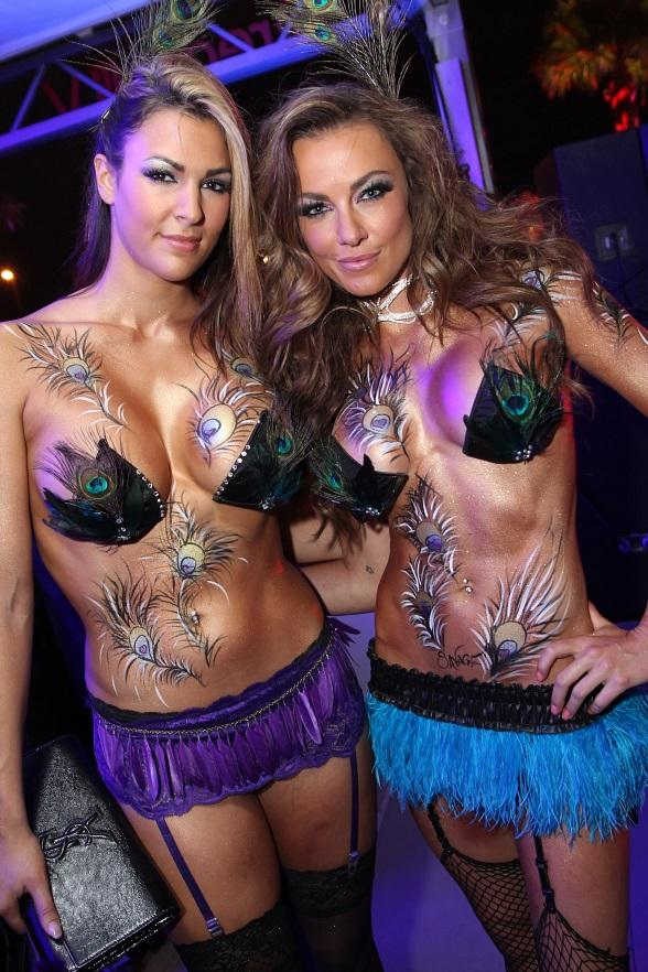Midsummer Lingerie Masquerade Returns to Palms Casino Resort with Sexy Rio Carnival Twist Aug. 17