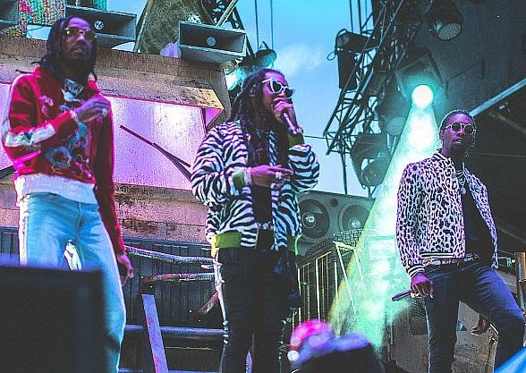 Chart-Topping Hip-Hop Trio Migos Joins Exclusive 2018 Drai's Live Residency Roster at Drai's Las Vegas
